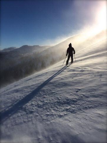 snow-ski