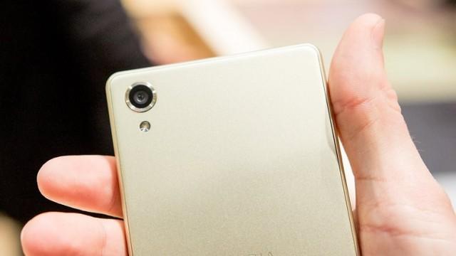 Sony Xperia X Autofocus