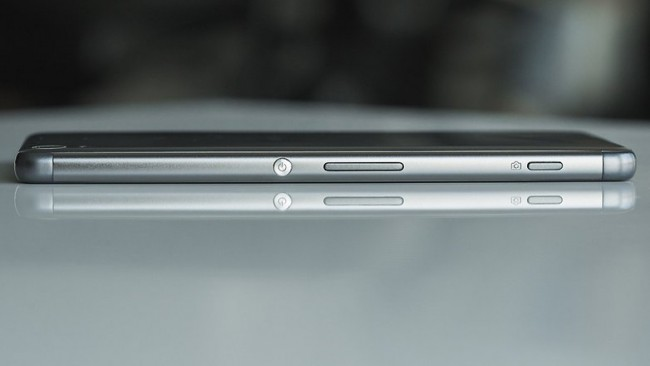 Sony Xperia XA Side buttons