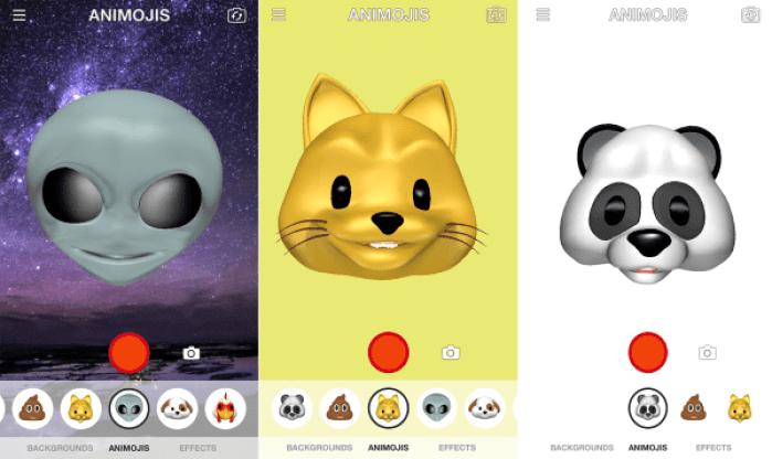 Supermoji app Android