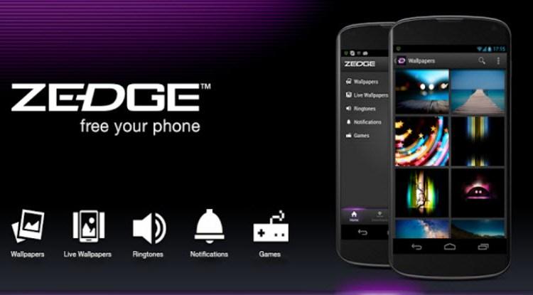 تحميل تطبيق Zedge Ringtones لتنزيل النغمات - رابط مباشر مجاناً