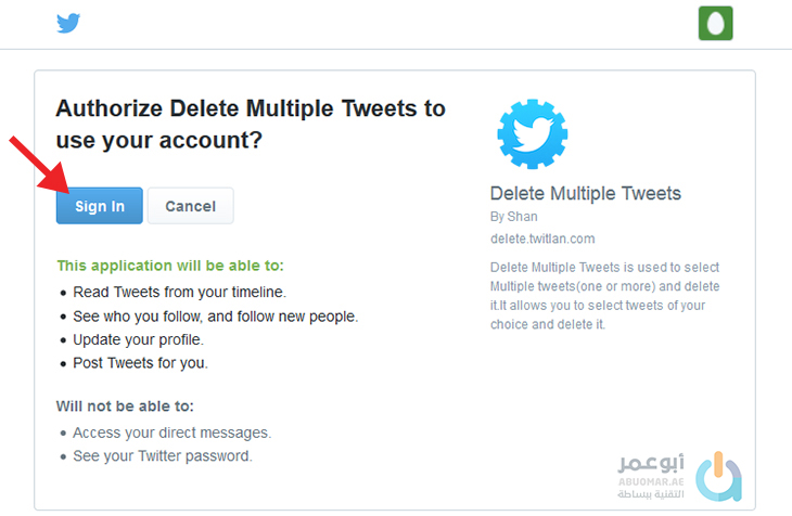 how to delete all tweets reddit