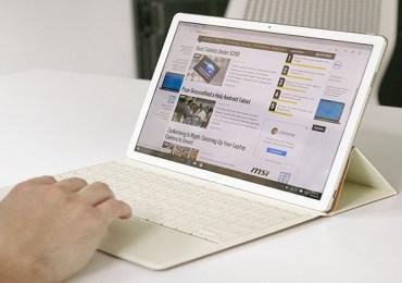نظرة واسعة على حاسب هواوي الجديد Huawei Matebook