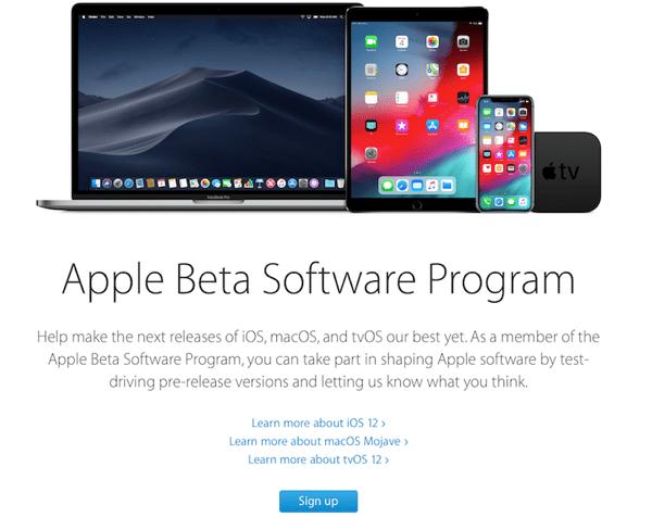 كيف تحصل على النسخة التجريبية من iOS 12 لتجربّه قبل الجميع!