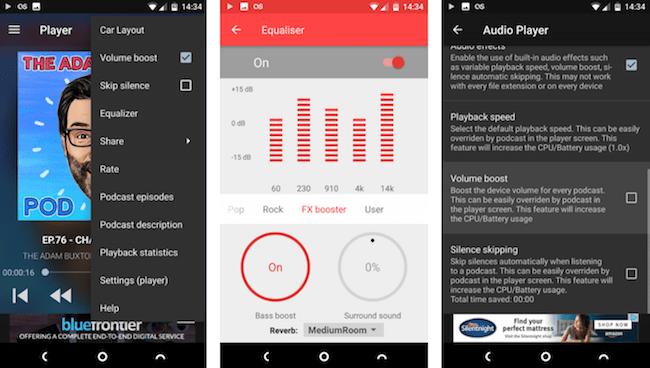 7 تطبيقات لحلّ مشكل ضعف الصوت في أجهزة أندرويد