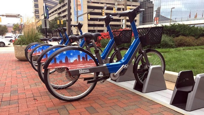 lyft Bike Share