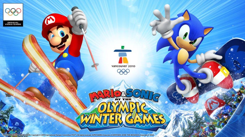 Mario Olympics
