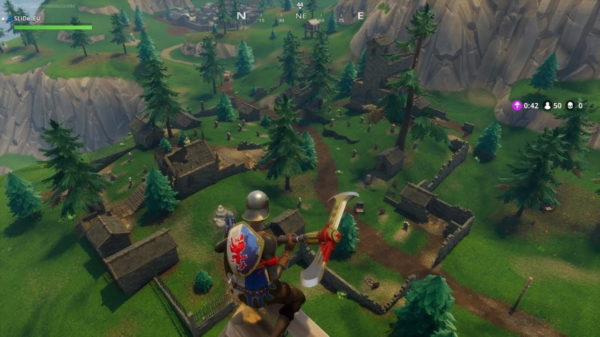 Fortnite Haunted Hills