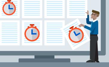 كيف قياس الوقت الذي تقضيه في تحرير ملفات أوفيس وورد؟
