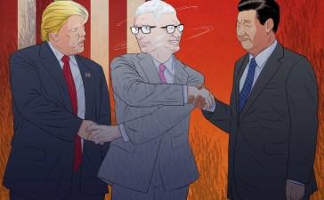 كيف ستؤثر الحرب التجارية بين أمريكا والصين على الآيفون؟