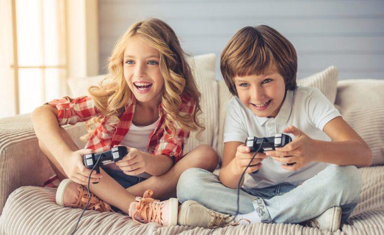 أفضل ألعاب الفيديو للأطفال
