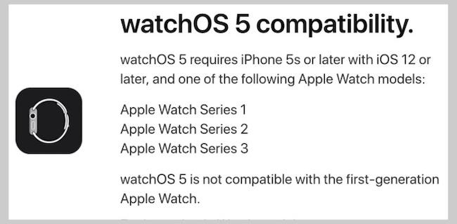4f0f6d3cb 4 مزايا في watchOS 5 تجعل من الضروري تحميله الآن! - موقع أبو عمر التقني