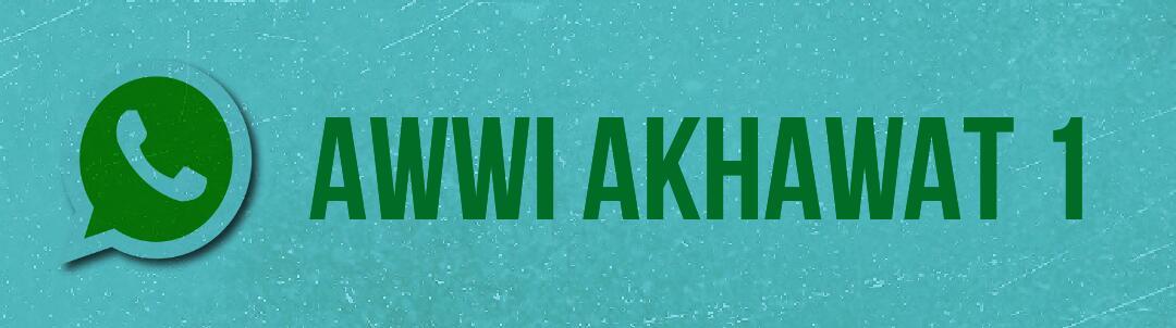 KONTAK ADMIN AKHWAT 1