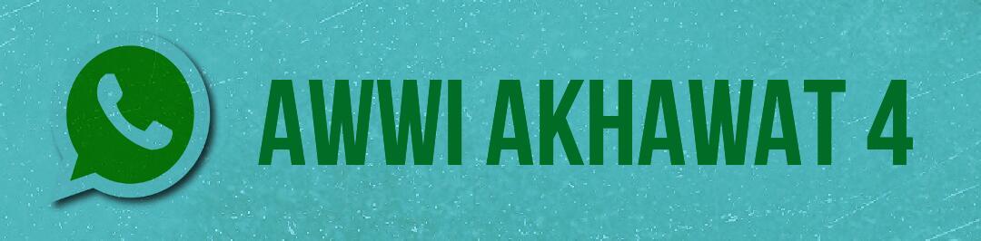 KONTAK ADMIN AKHWAT 4