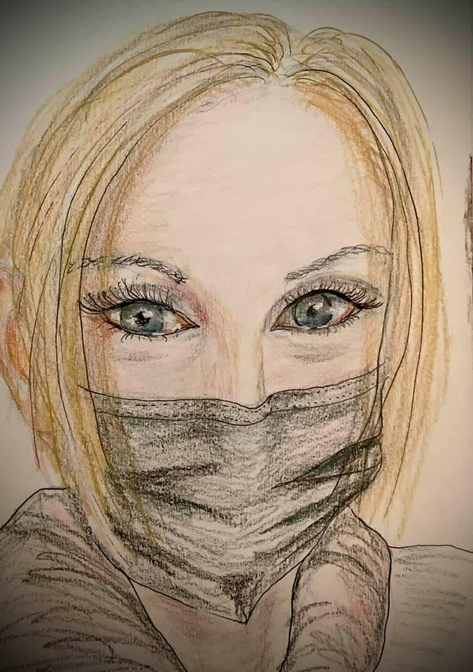 Trish Portrait for Healthcare Heroes
