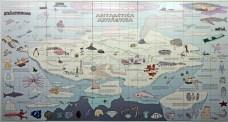 Os mapas representados segundo as antigas certezas.