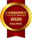 Consumer Choice Award 2020 Halifax