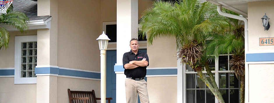 Kurt Britton - home inspection - vero beach fl