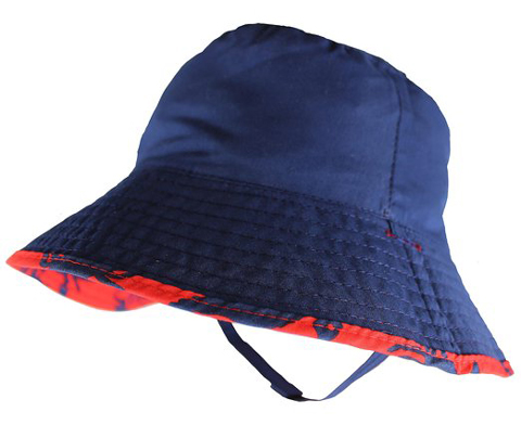 4. Sun Smarties 2-in-1 Baby Sun Hats