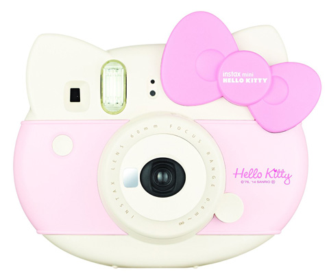 3. Fujifilm Hello Kitty Instant Camera
