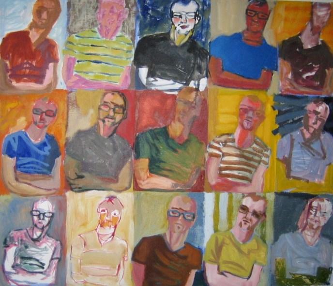 Guys Painting
