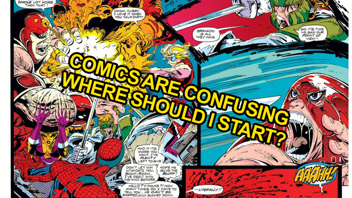 Marvel Comics That Make it Easy For New Readers