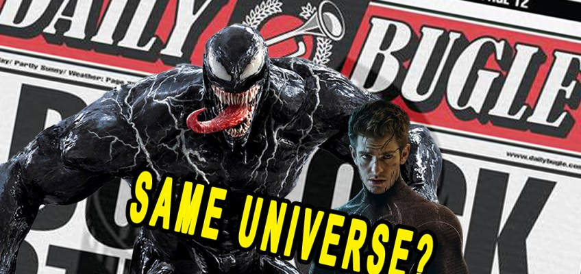 'Venom' And Its Sequel Could Be Setting Up For Spider-Man To Appear