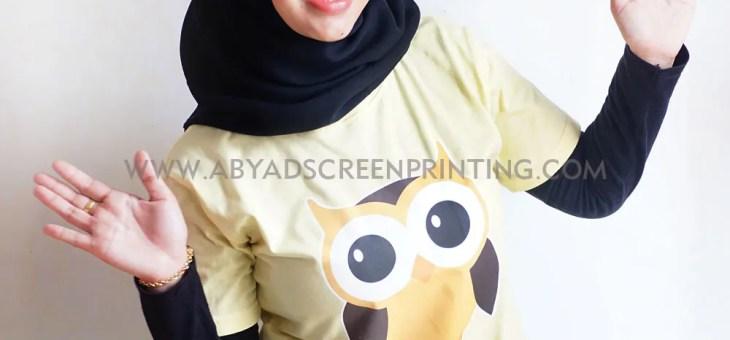 Abyad Pro, Jasa Sablon Plastisol Jakarta Terbaik