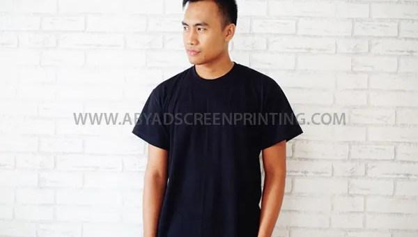 Cintakan Produk Gaya Fashion Oversize Bersama Kami Abyad Apparel Pro