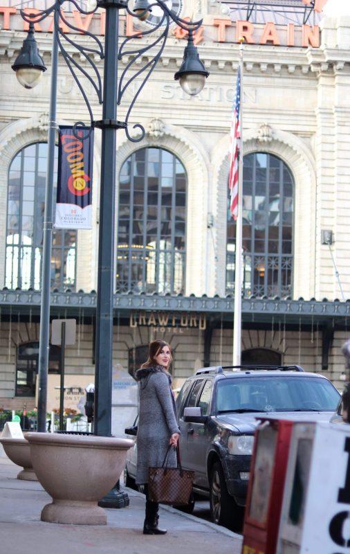 crawford hotel in denver| where to stay in Denver | Crawford hotel review | Denver fashion | what to wear in Denver