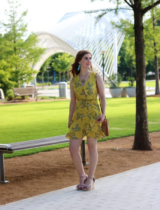 yellow fashion | yellow outfit | how to wear yellow | how to wear warm colors | tips to wear warm colors | summer fashion 2018 | classy summer fashion