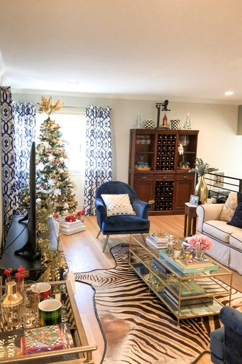 Home tour | home decor |christmas decor | Christmas home decor | Christmas home tour | 1950s home | home remodel ideas