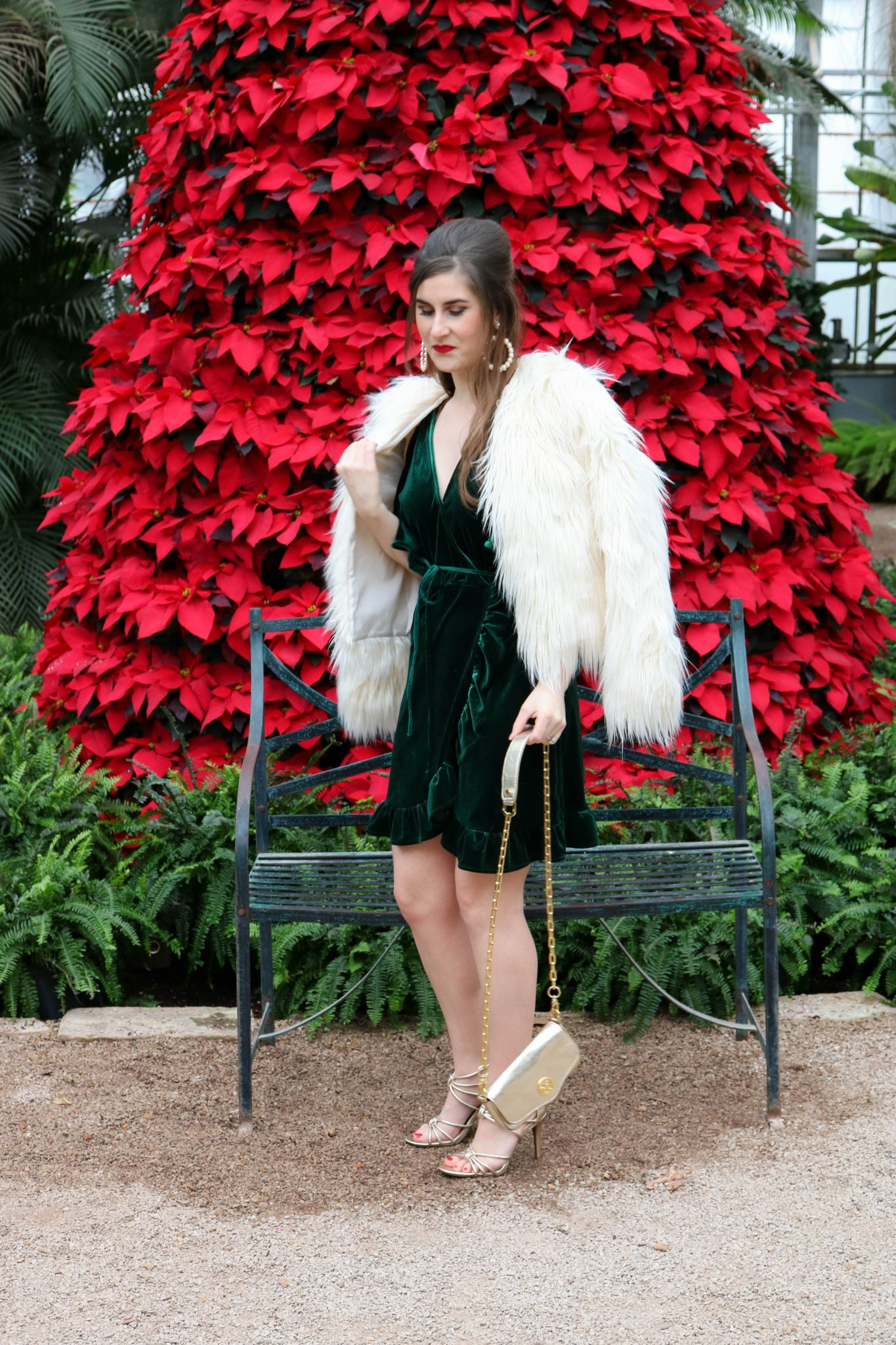 Holiday Glam: Velvet and Faux Fur