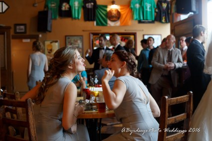 Blarney Wedding Party Toledo