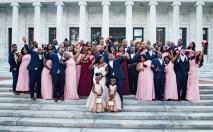 Large Wedding Toledo Art Museum