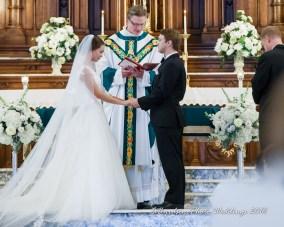 Toledo Wedding St. Patrick