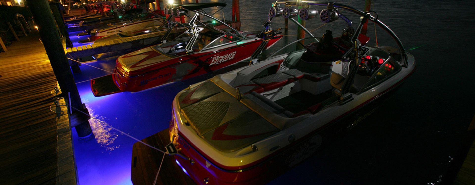 Exterior Led Boat Lights