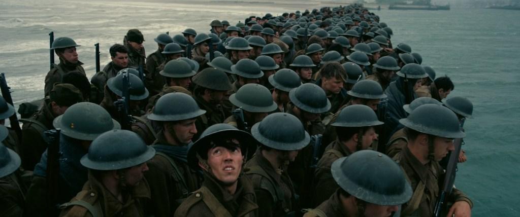 Dunkirk soldaten