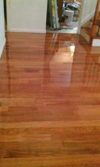 Installing Hardwood Floors in a Commercial Office ...