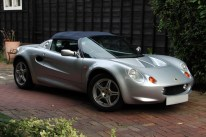 1997 LOTUS ELISE New Aluminium