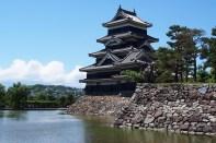 その七。堂々とした立派な城です。Photo:T.W.