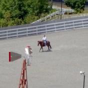 その奥には乗馬施設も。Photo:H.S.