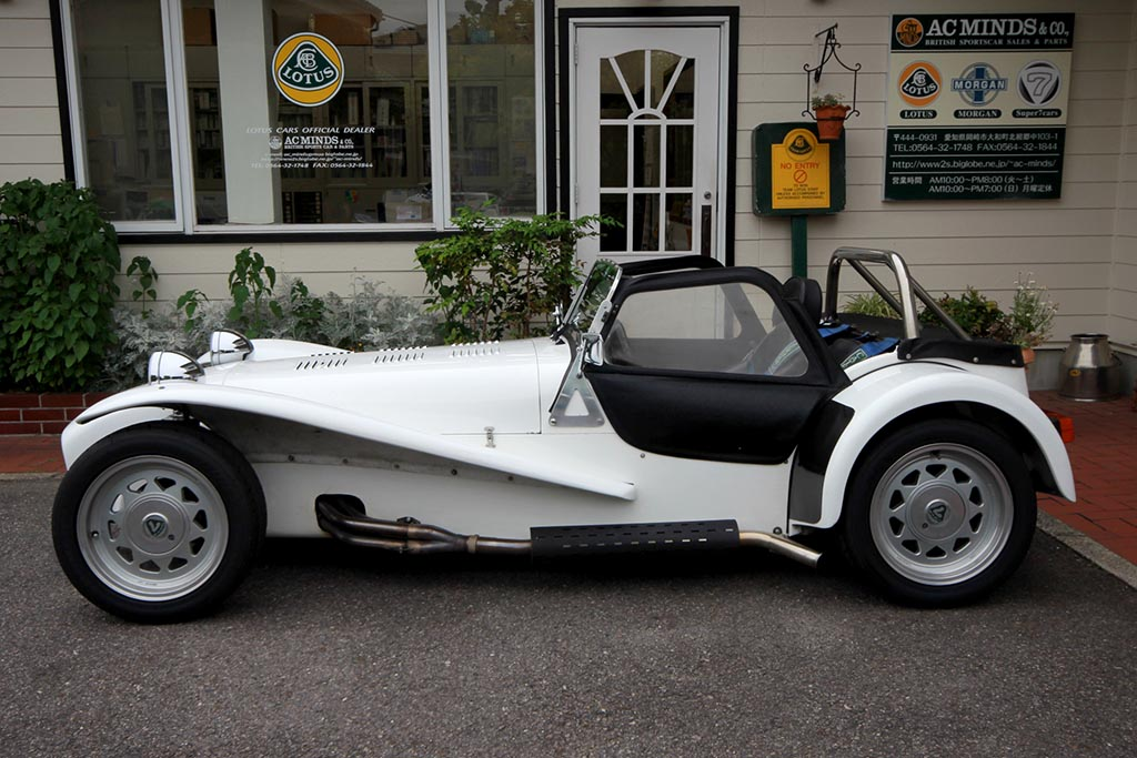 祝納車! CATERHAM 1700 SUPER SPRINT