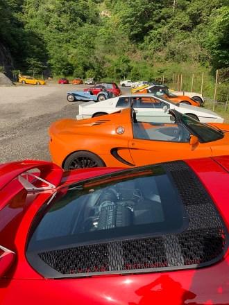 余裕をもって駐車できたのは良かったですね。Photo:F.H.
