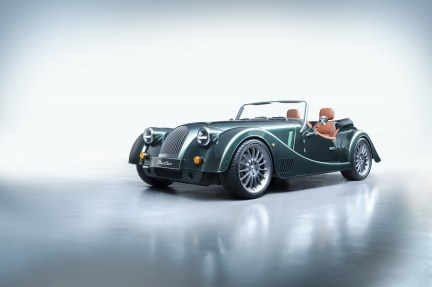 Morgan Plus Six 17