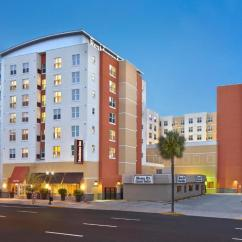 Hotels With Full Kitchens In Orlando Florida Kitchen Wall Cabinets Residence Inn By Marriott Downtown奥兰多市中心原住客栈预订 该住宿照片相册
