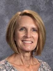 Second Grade Teacher, Mitzi Parsons