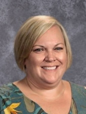 Second Grade Teacher, Becky Krug