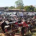Detran coloca em leilão mais de 350 veículos com lances mínimos de R$ 600 em Rio Branco