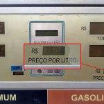 Preço do litro da gasolina se aproxima de R$ 8 no Acre